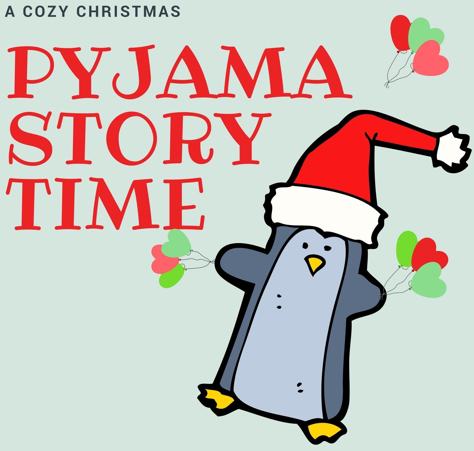 Christmas Pyjama Story Time @ Smithers Public Library
