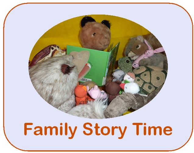Family Story Time @ Smithers Public Library