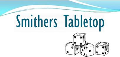 Tabletop Games @ Smithers Public Library | Smithers | British Columbia | Canada