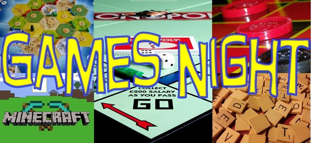 Games collage