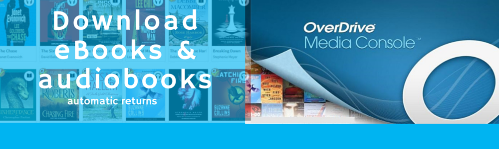 Check out eBooks & audiobooks here
