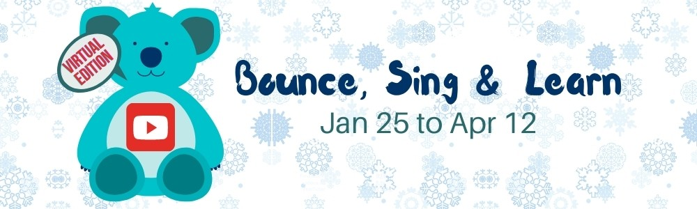 Bounce, Sing & Learn @ YouTube