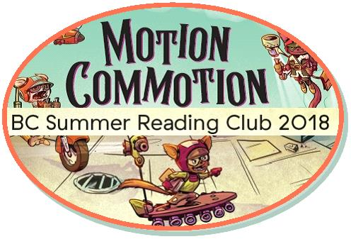 Summer Reading Club (Roaming Readers: 6-8 years) @ Smithers Public Library