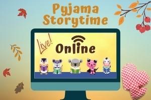 Pyjama Storytime Online @ Facebook Live