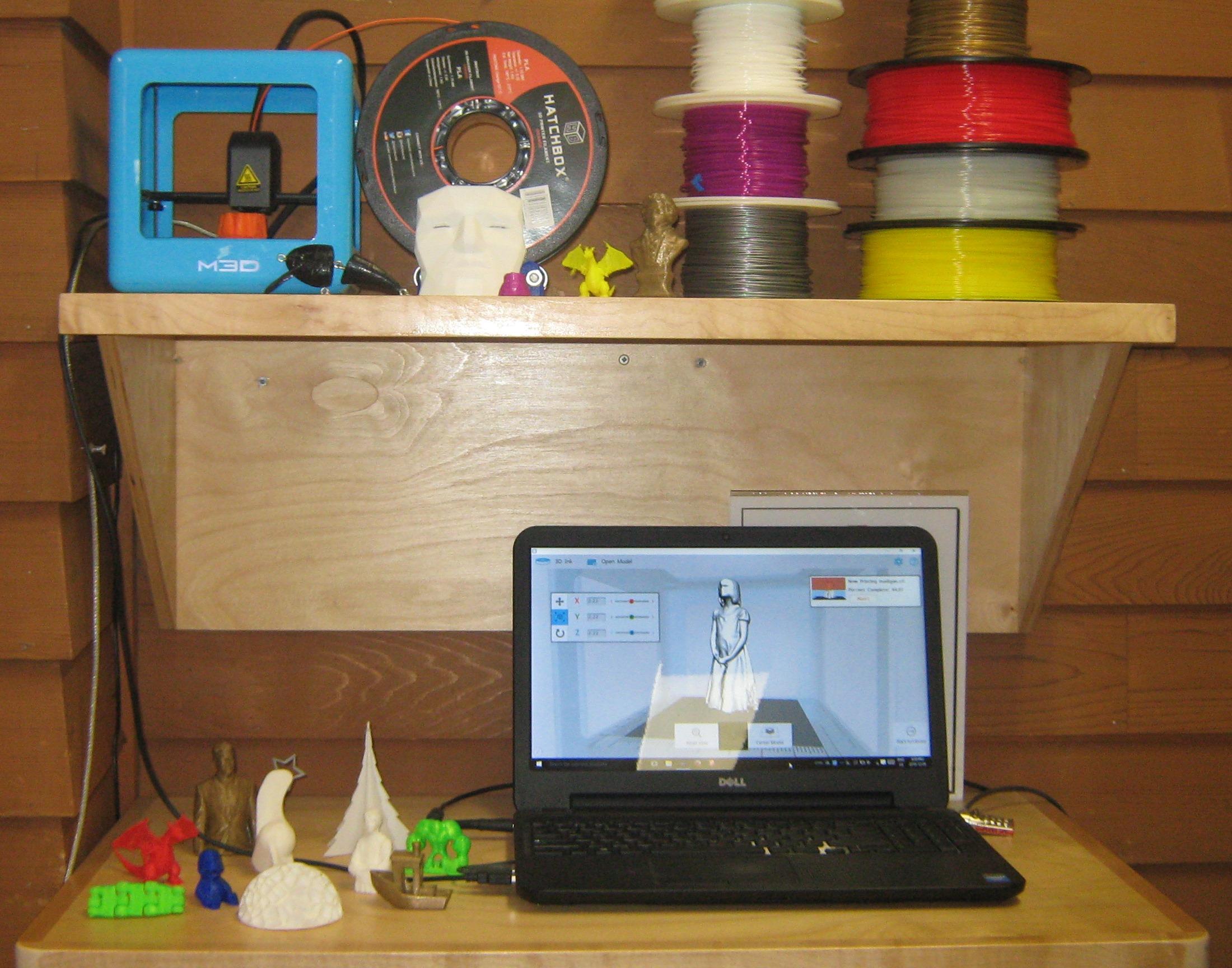 m3d-printer-setup