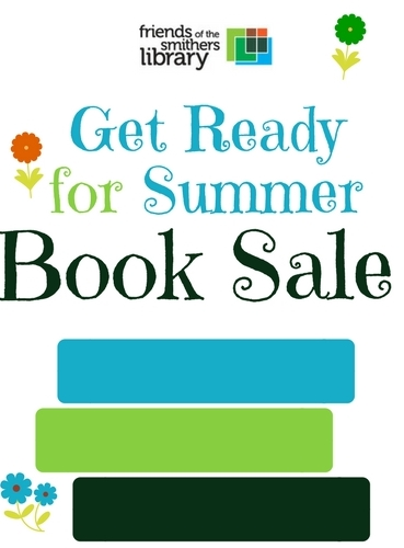 Get Ready for Summer Book Sale (Fri & Sat) @ Royal Canadian Legion