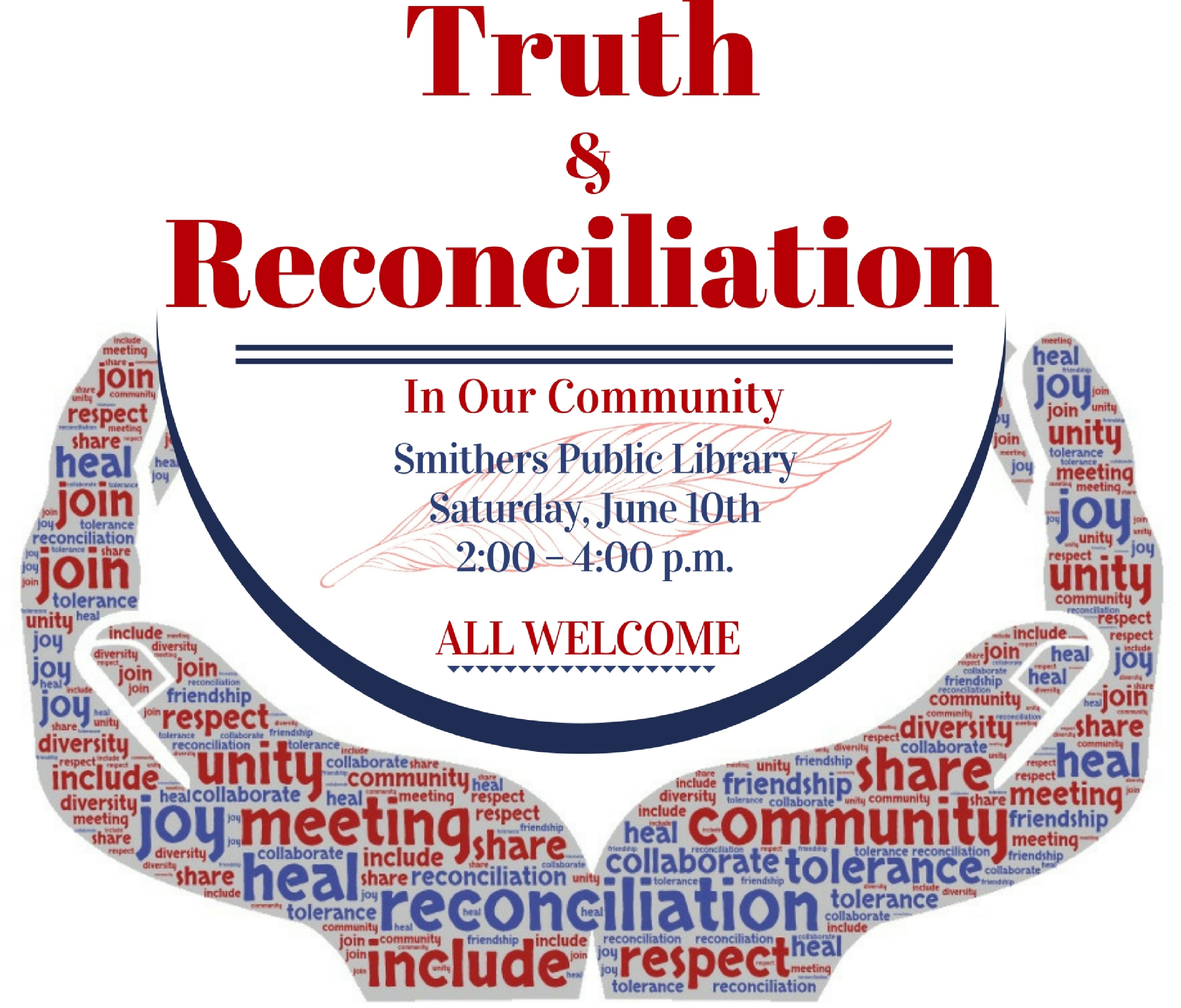 Truth and Reconciliation: In Our Community @ Smithers Public Library