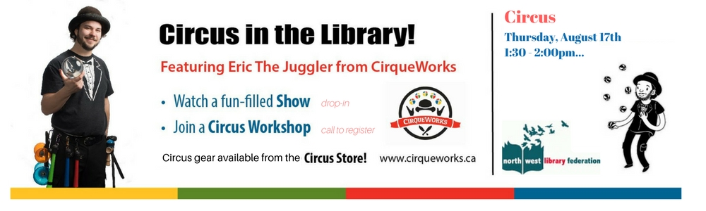 Click the banner for workshop times & information