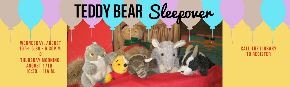Teddy bears night out...
