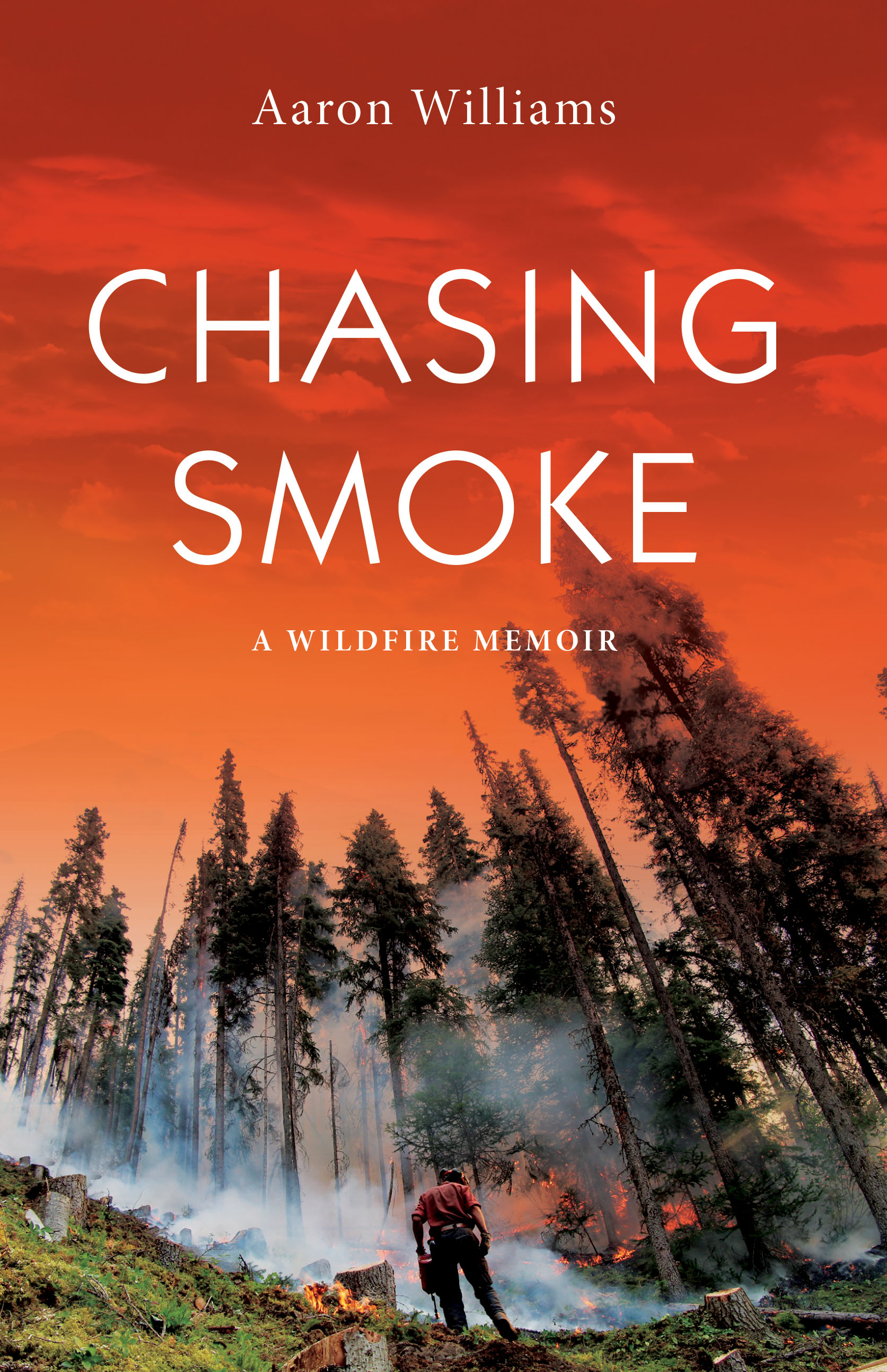 Chasing Smoke cover