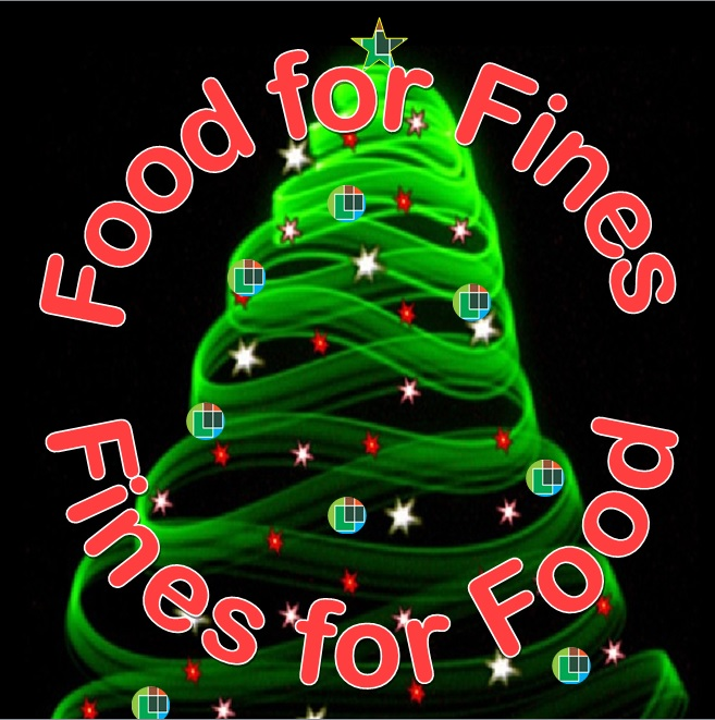 Food for Fines @ Smithers Public Library