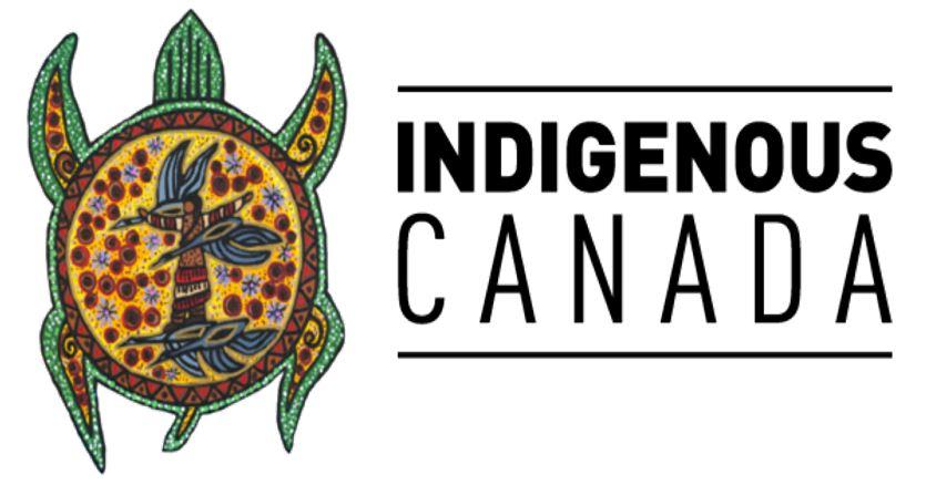 Indidgenous Canada logo