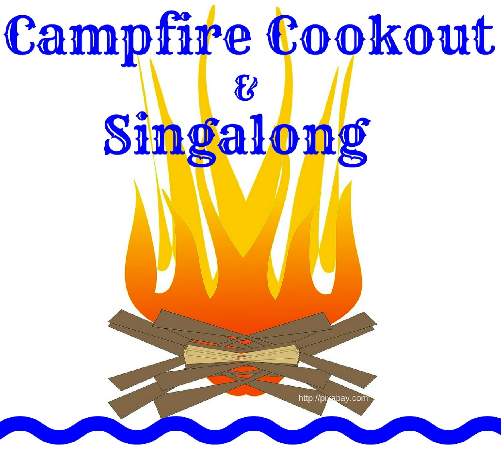 3rd Annual Campfire Singalong @ Riverside Park
