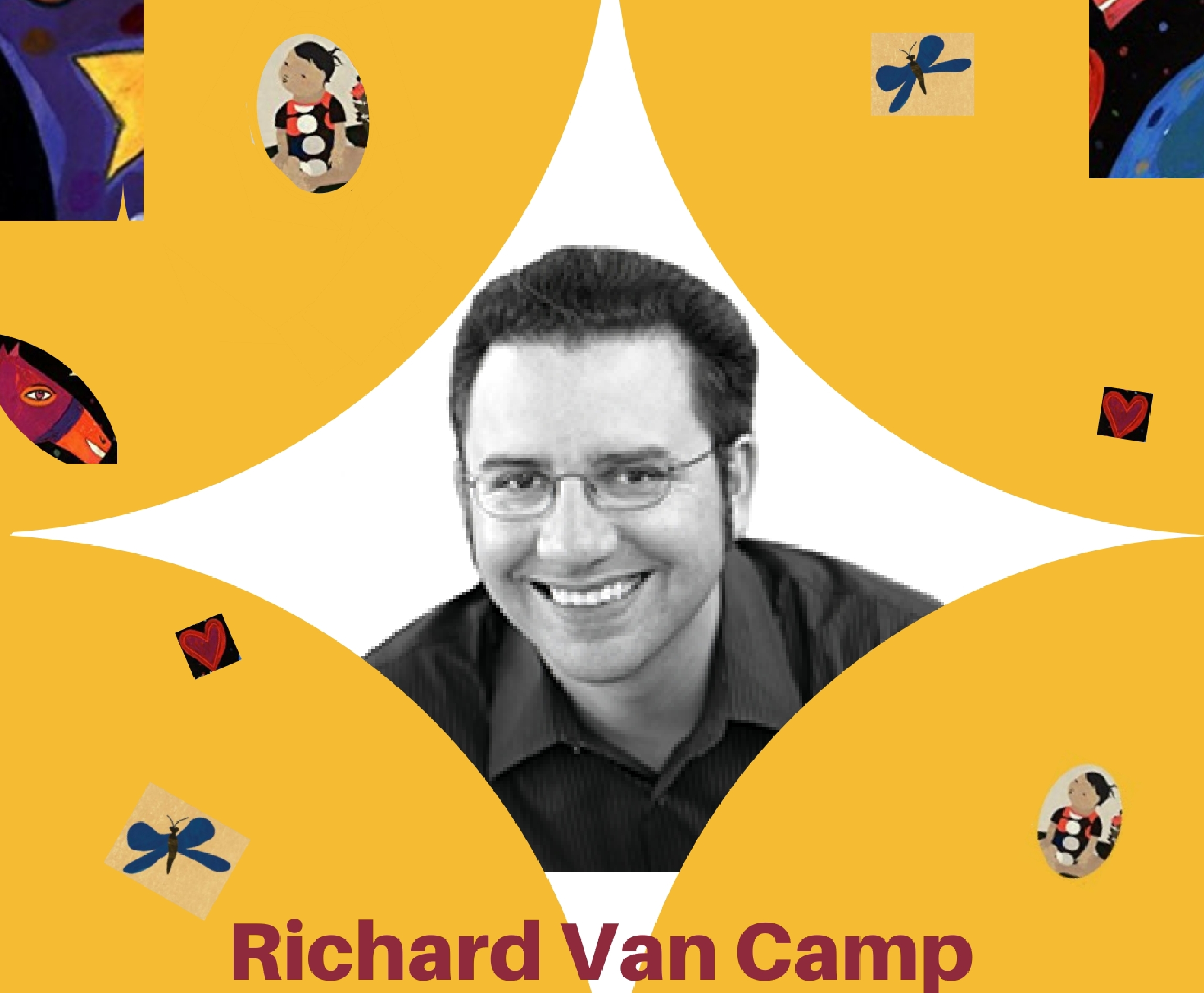 Richard Van Camp @ Smithers Public Library