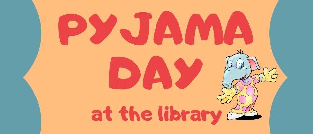 Pyjama Day! @ Smithers Public Library