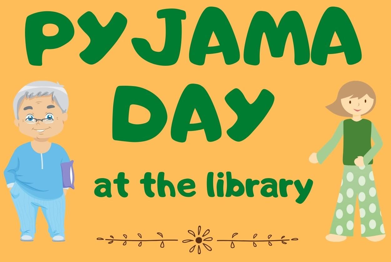 Pyjama Day @ Smithers Public Library