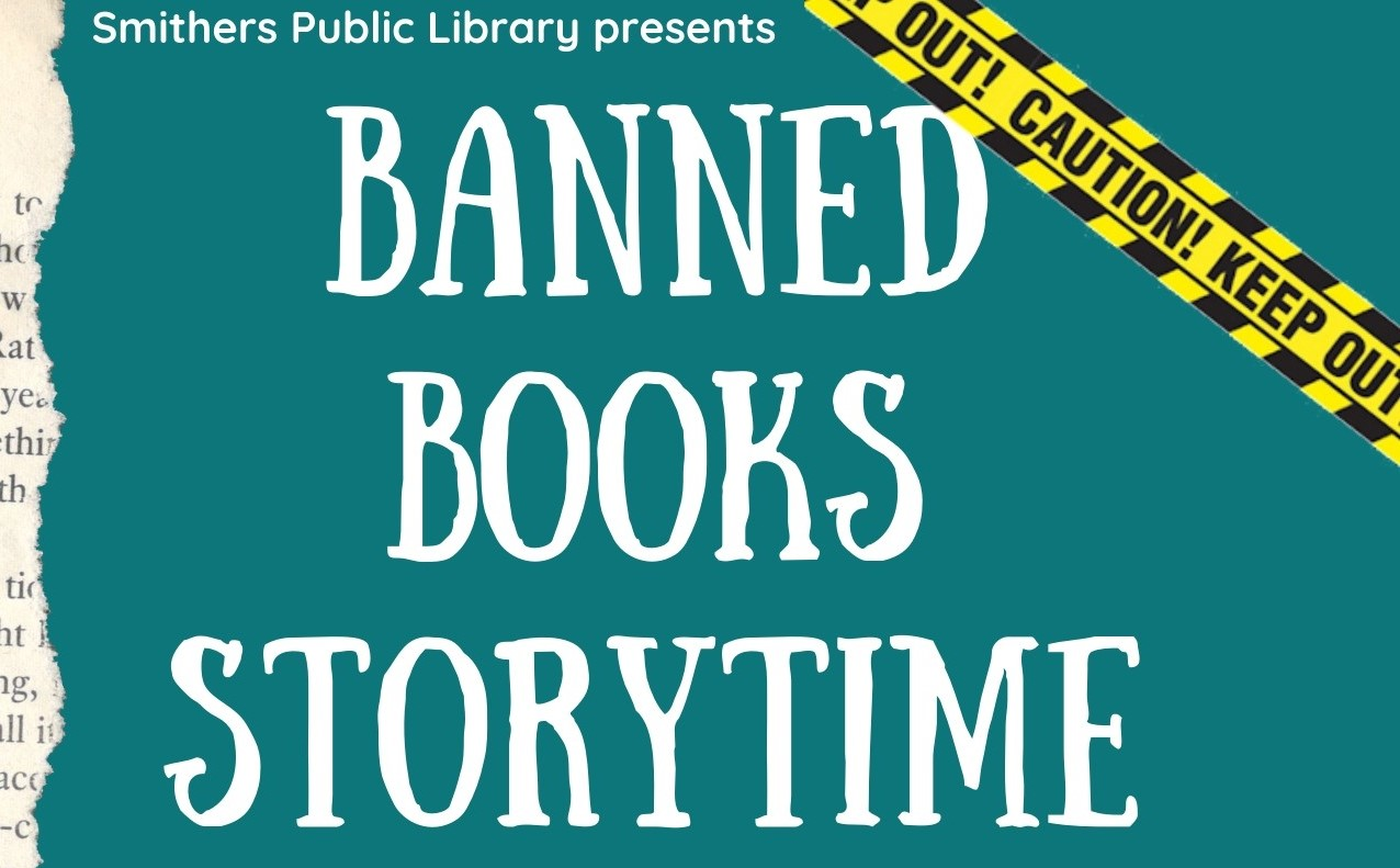 Banned Books Storytime @ Smithers Public Library
