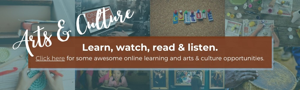 Click here for online learning, reading, and inspiration